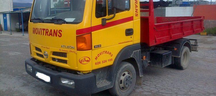 Camión multilift Basculante 3500 kg